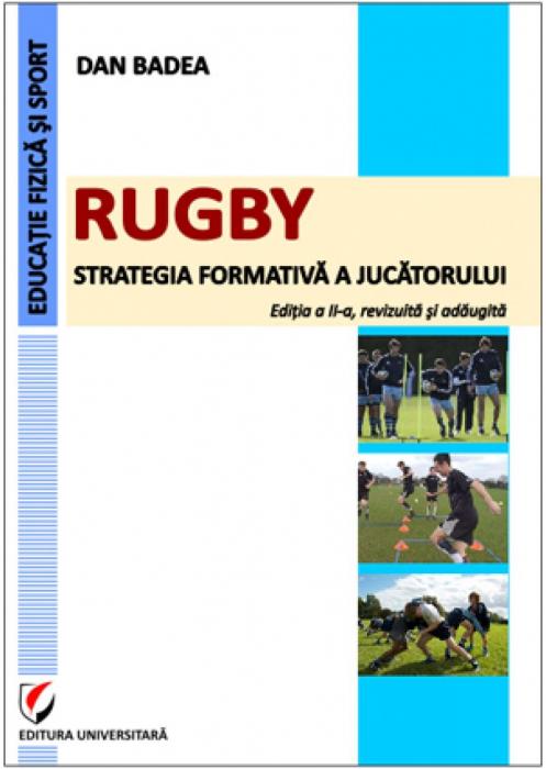 Rugby. Strategia formativă a jucătorului 0