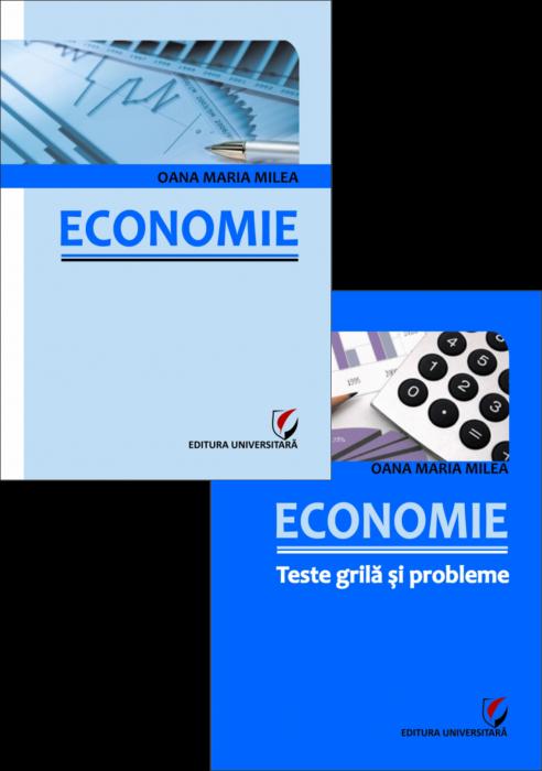 Set: Economie + Economie. Teste grila si probleme 0