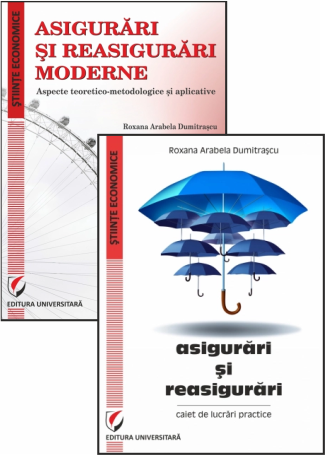 Set of books: Modern Insurance and Reinsurance. Theoretical-Methodological and Applied Aspects + Insurance and Reinsurance. Practical Workbook 0