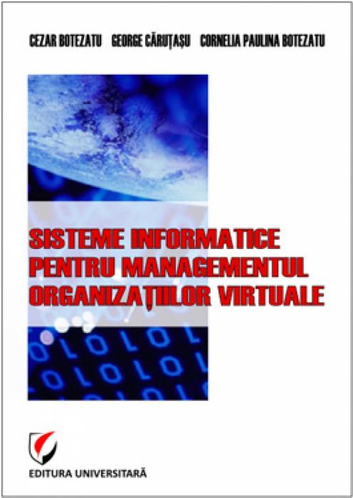 Sisteme informatice pentru managementul organizaţiilor virtuale 0