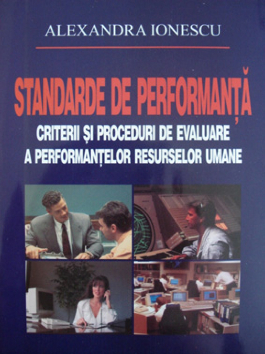 Performance Standards - Criteria and procedures for assessing the performance of human resources 0
