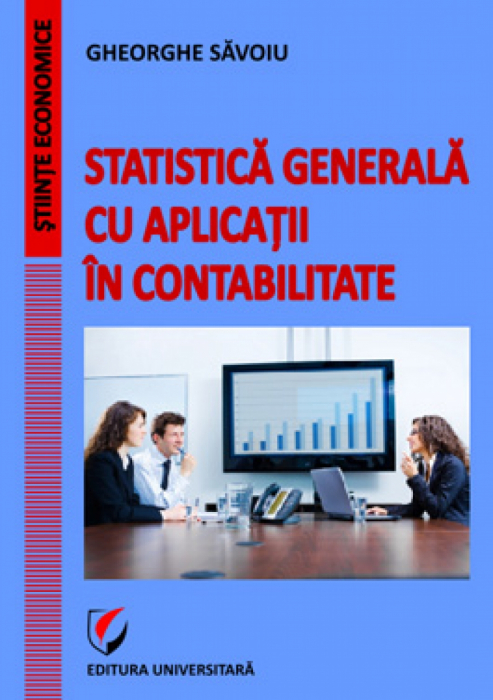 General statistics with applications in accounting 0