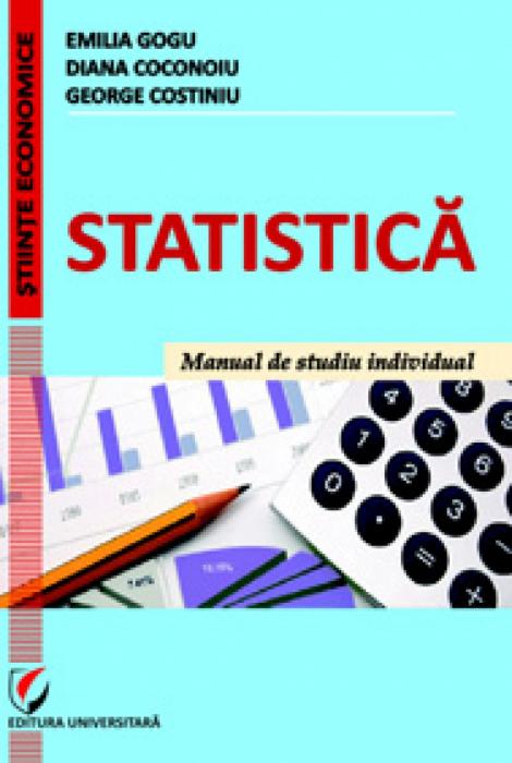 Statistica. Manual de studiu individual 0