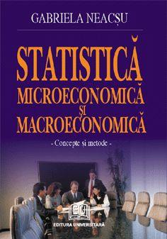 Statistica microeconomica si macroeconomica 0