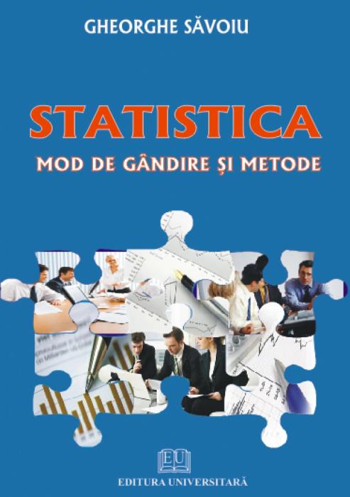 Statistica - mod de gândire şi metode 0