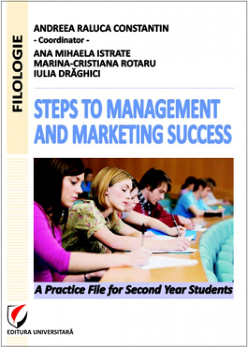 Steps to Management and Marketing Succes. A Practice File for Second Year Students 0