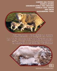Stimularea secretiei lactate la oi si capre prin administrarea in hrana a lecitinei vegetale 0