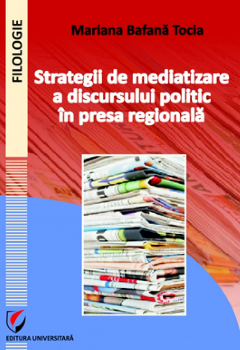 Media strategies for political discourse in local media print 0