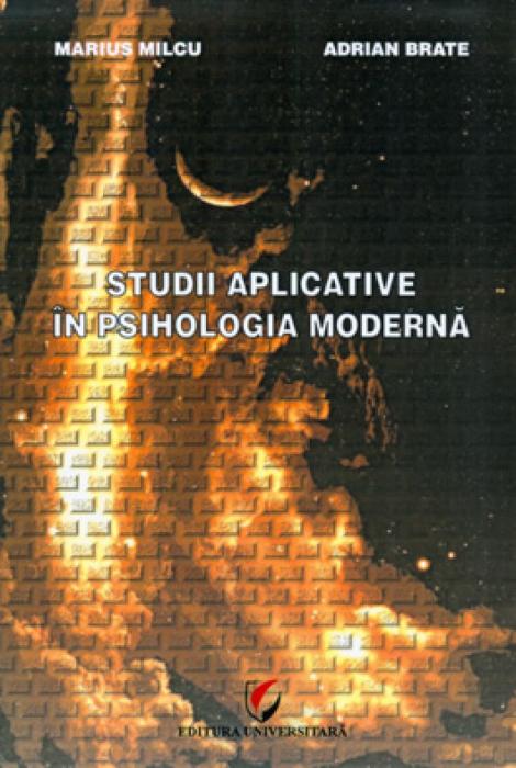 Applied studies in modern psychology 0