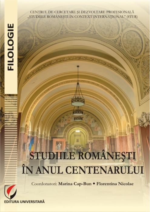 Studiile romanesti in anul Centenarului 0