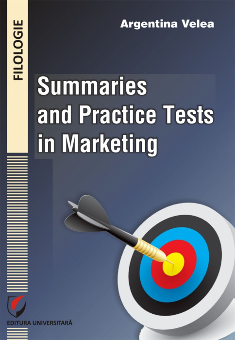 Summaries and Practice Tests in Marketing 0