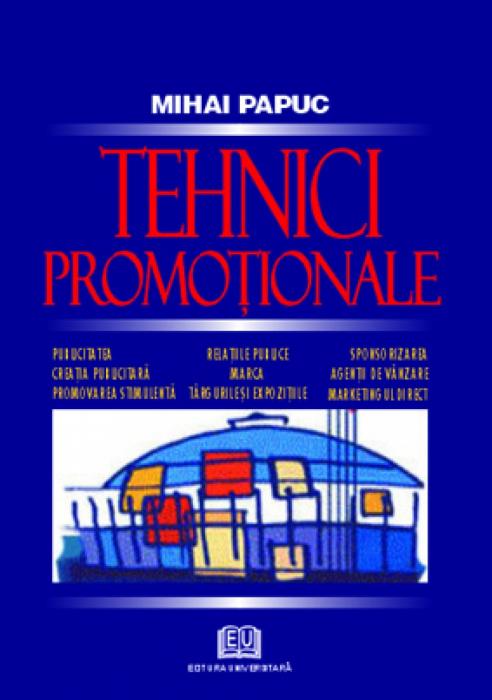 Tehnici promoţionale 0