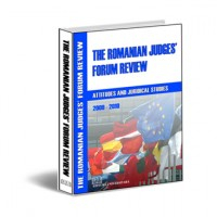 The Romanian Judges Forum Review 0