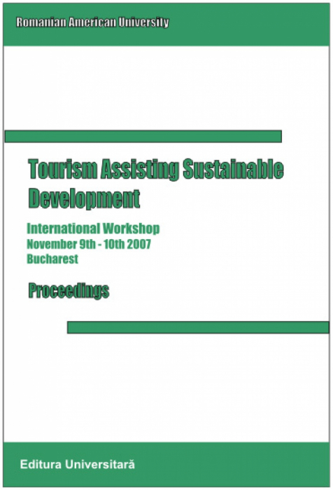 Tourism assisting sustainable development 0