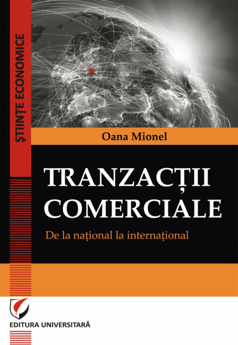 Commercial transactions. From national to international 0