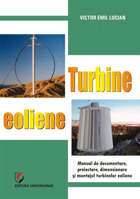 Wind turbines. Manual documentation, design, sizing and installation of wind turbines 0