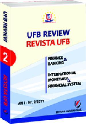 UFB Review - Revista UFB / AN I Nr. 2/2011 0
