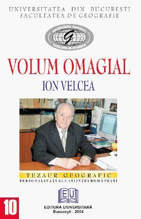 Volum omagial - Ion Velcea 0