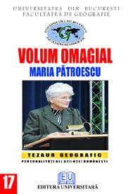Volum omagial - Maria Patroescu 0