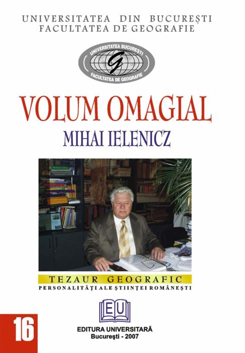Volum omagial - Mihai Ielenicz 0