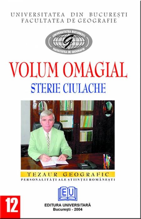 Volum omagial - Sterie Ciulache 0