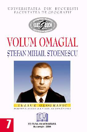 Volum omagial - Ştefan Mihail Stoenescu 0