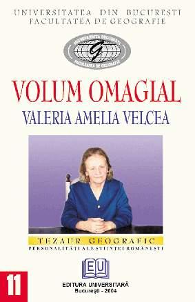 Volum omagial - Valeria Amelia Velcea 0