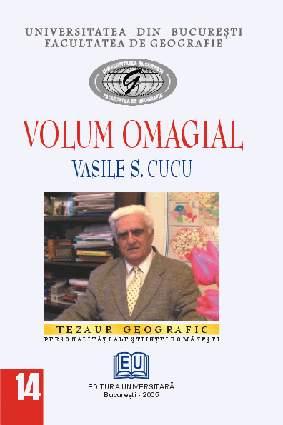 Volum omagial - Vasile S. Cucu 0