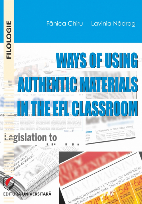 Ways of using authentic materials in the EFL classroom 0