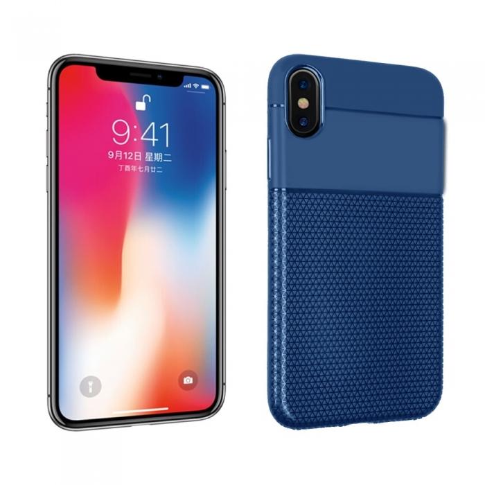 Husa silicon 2 in1 Iphone Xs Max - 3 culori 1