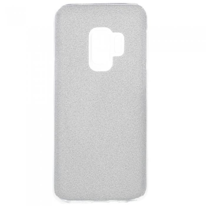 Husa 3 in 1 cu sclipici Samsung S9 - 3 culori [0]