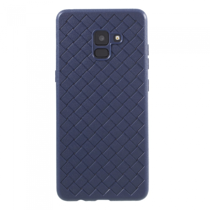 Husa silicon impletit Samsung A5/A8 (2018) - 3 culori 2