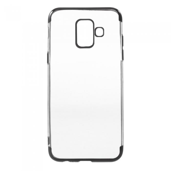 Husa silicon placat sus-jos Samsung A6 (2018) 0