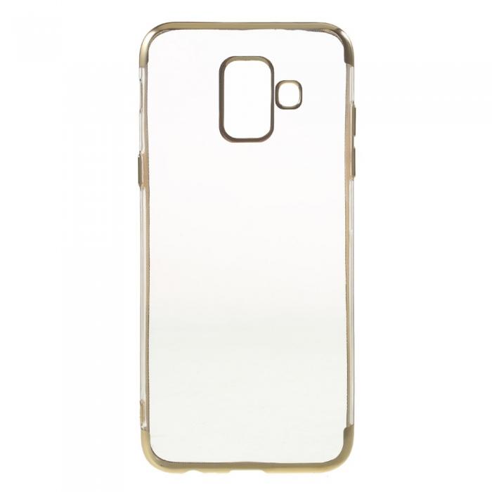 Husa silicon placat sus-jos Samsung A6 (2018) 2