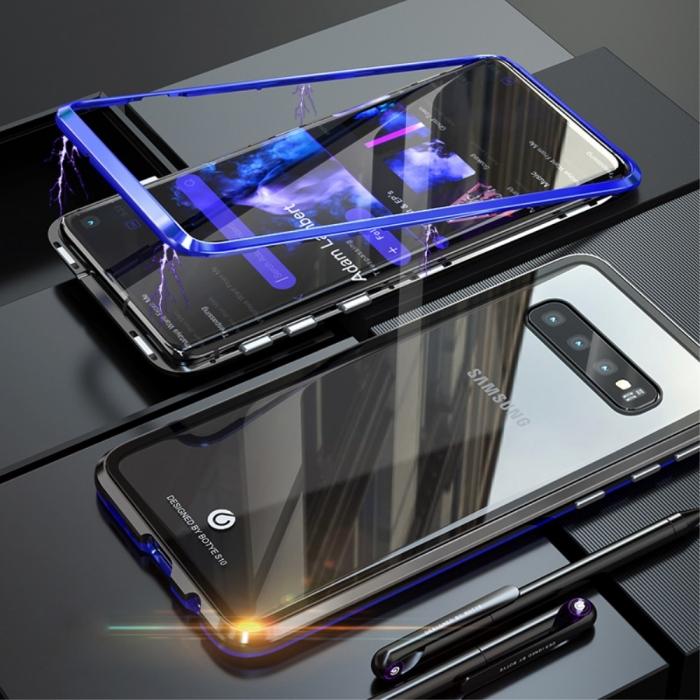 Bumper magnetic Samsung S10 - 3 culori 2