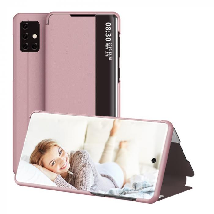 Husa smart clear view Huawei P40 lite - 5 culori [4]