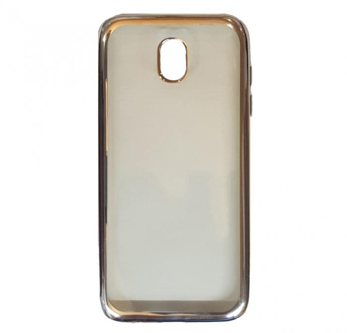 Husa silicon placat margine Samsung J5 0
