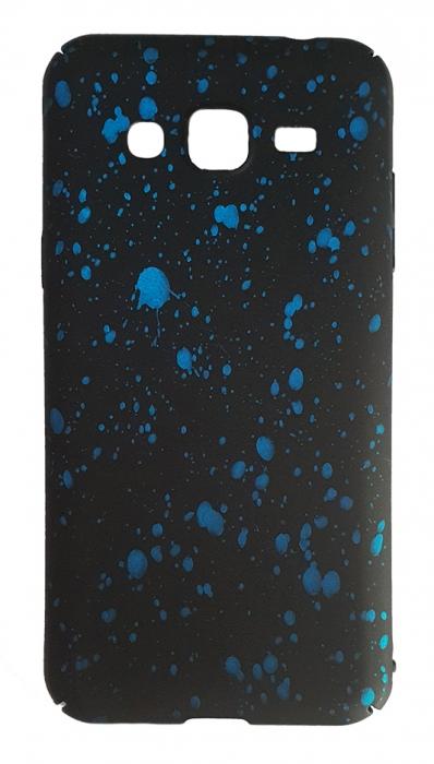 Husa plastic stropi Samsung J3 (2016) - 2 culori 1