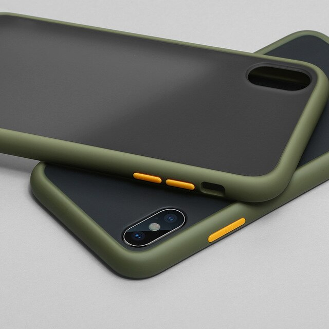 Husa bumper mat Samsung S20 - 4 culori 1