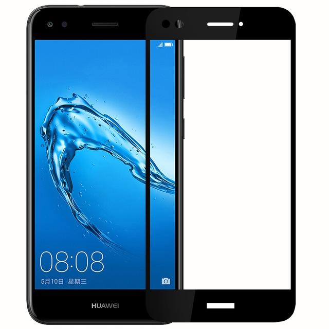 Folie sticla 3D Huawei P9 lite mini - 2 culori 1