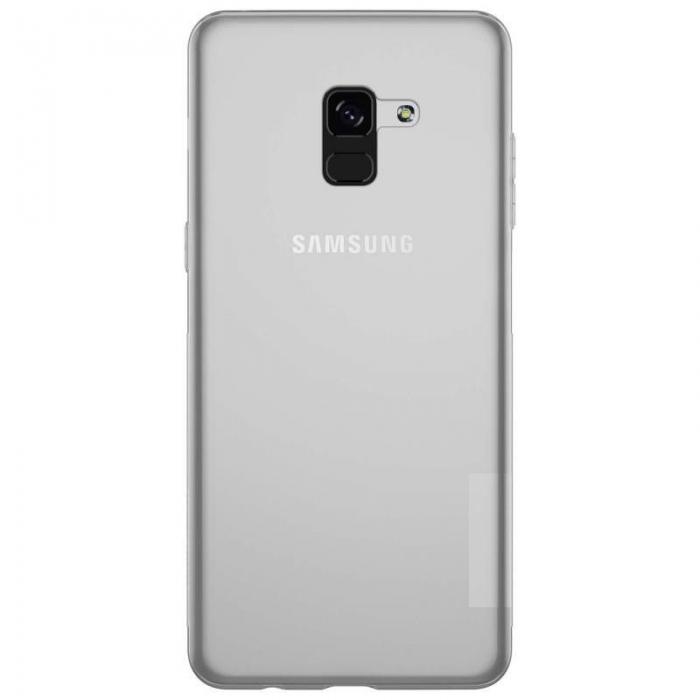 Silicon slim Samsung A6 plus (2018) - 2 culori 1