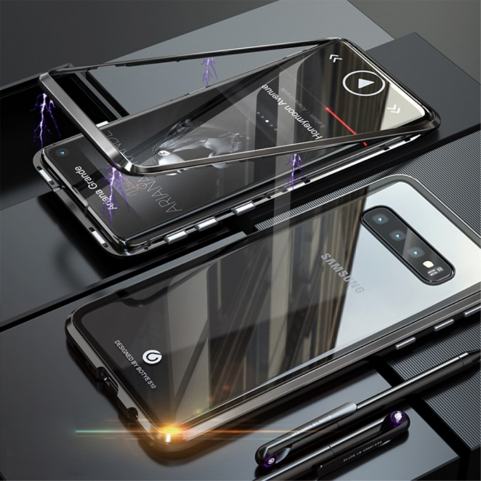 Bumper magnetic Samsung S10 plus - 3 culori 0