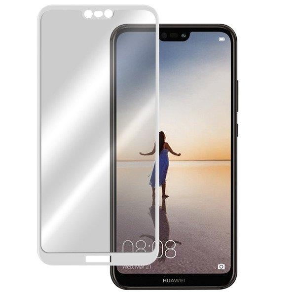 Folie sticla 5D Huawei P20 lite, Negru 1