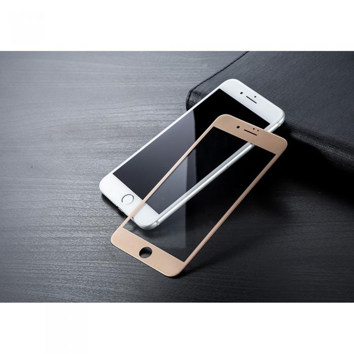Folie sticla 3D Iphone 7/8 - 2 culori 0
