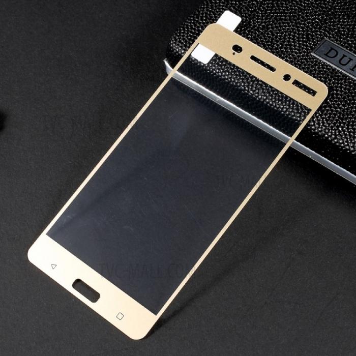 Folie sticla 3D Nokia 3.1  - 2 culori 0