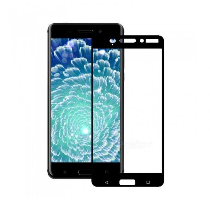 Folie sticla 3D Nokia 6 -2 culori 0
