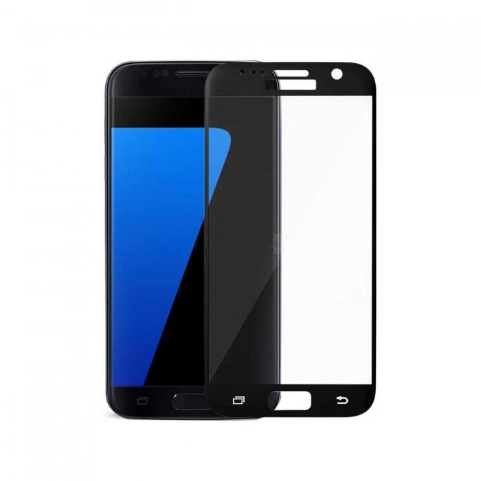Folie sticla 3D Samsung S6 - 2 culori [0]