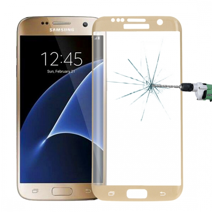 Folie sticla 3D Samsung S7 - 2 culori 0
