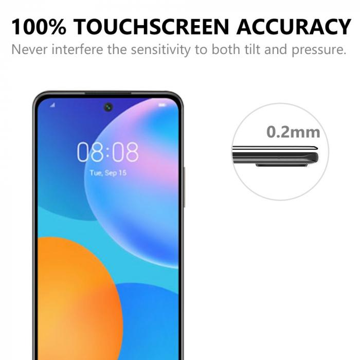 Folie sticla 5D Huawei Psmart 2021 [1]