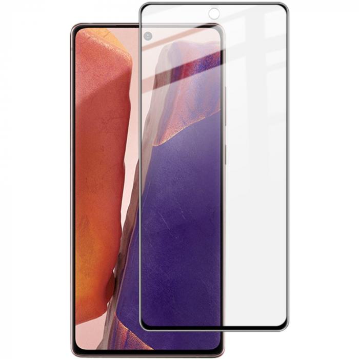 Folie sticla curbata full glue Samsung Note 20 [0]